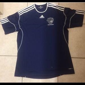 Adidas Soccer Academy Shirt. Size Medium.